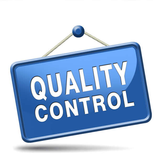 Our Quality control