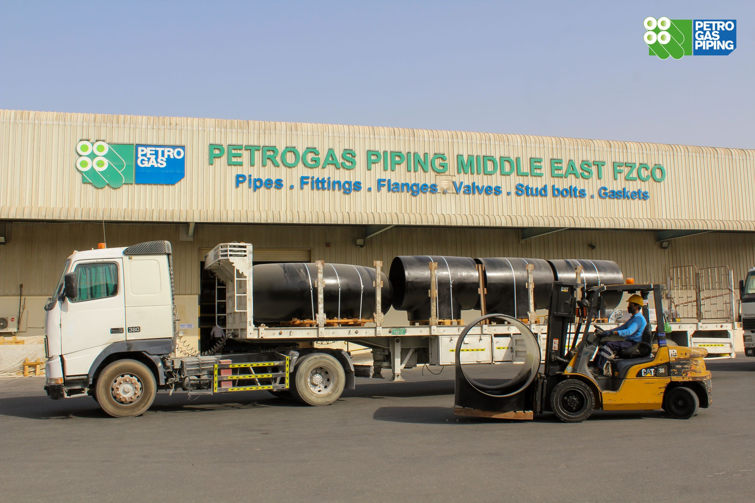 Creating a new normal with Petrogas Piping
